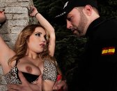 Brazzers - Hanna Montada - The Cocksucking Cop Sucker