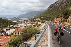 Cycling out of Kas