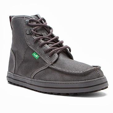 #SANUK 中筒靴SKYLINE:又輕又好穿還防撥水的上蠟靴! 5
