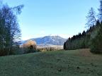 Blick zum Patscherkofel (2240m)