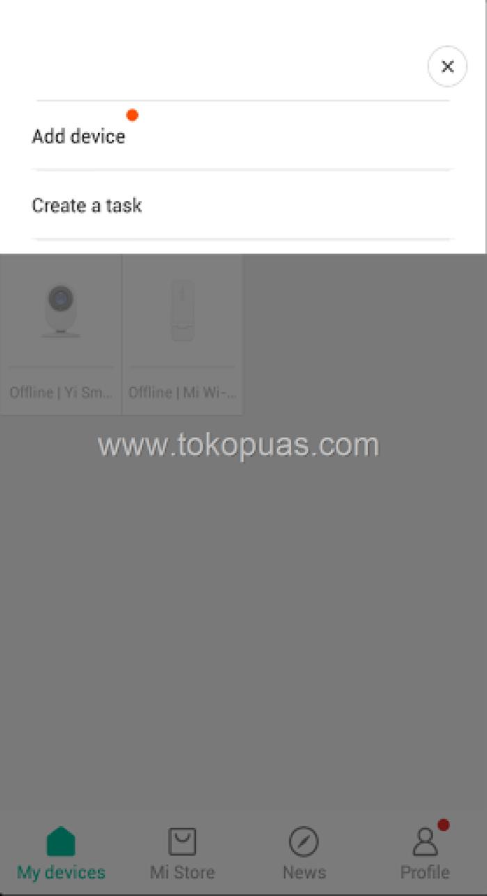 trik menggunakan wifi range xiaomi
