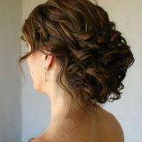 easy updos for long hair for weddings 2016