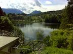 Der Vassacher See mit Dobratsch