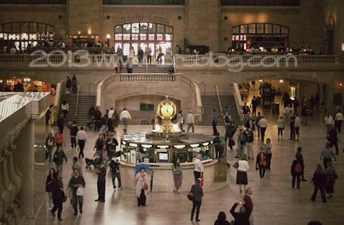 Grand Central Terminal, June 2012
