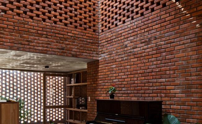 Desain Rumah Dengan Batu Bata Merah Cute766