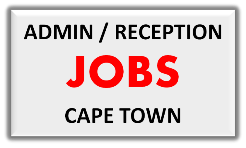 Admin Jobs in Cape Town