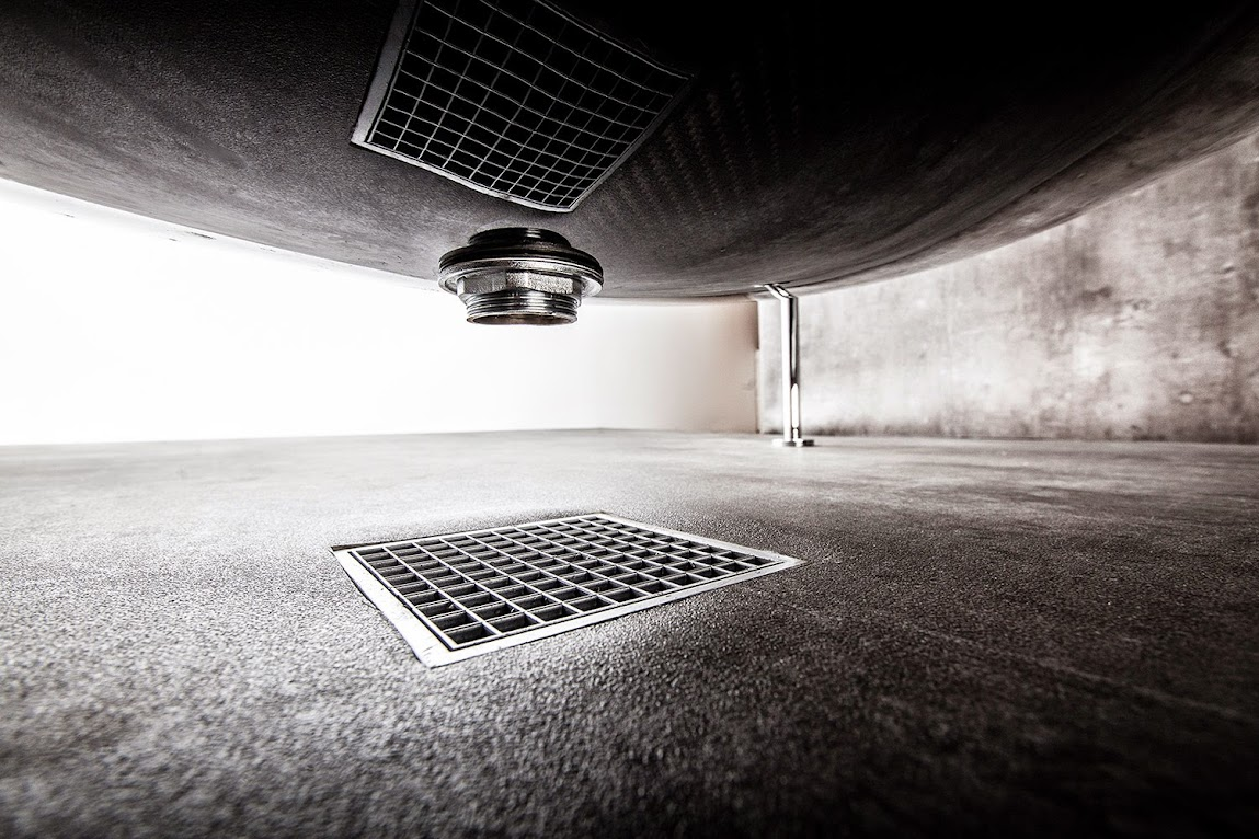 *沐浴新體驗懸空吊床浴缸:VESSEL碳纖維輕量享受! 3