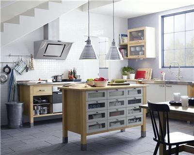 ikea kuche varde - boisholz - Värde Küche Ikea