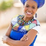 Traditional South African dress 2017