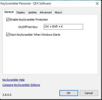 cara aman dari serangan keyscrambler