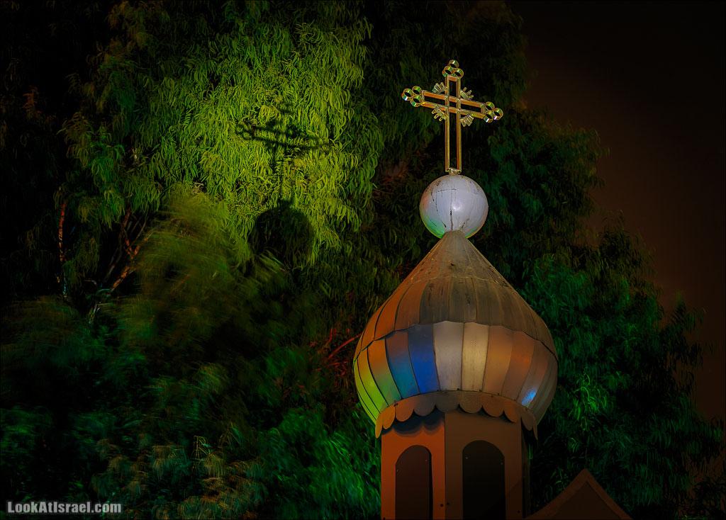 Храм святого апостола Петра и праведной Тавифы в Яффо | LookAtIsrael.com - Фото путешествия по Израилю
