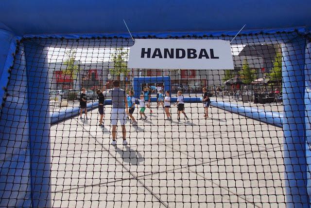 handbal Roeselare op sportmarkt