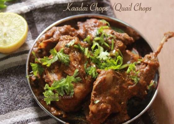 Kaadai chops