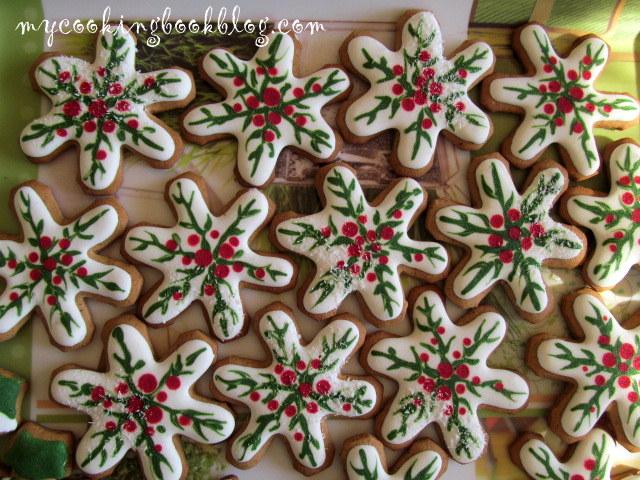 Джинджифилови (Gingerbread) бисквити