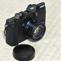 Fujifilm X10: esittely ja käyttäjäkokemuksia