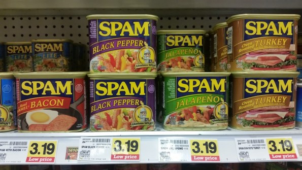 Jalapeno Spam?