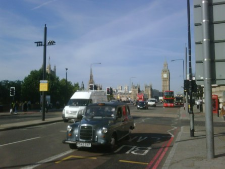 Good morning Westminster