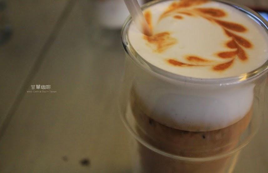 台南中西區咖啡館推薦,甘單咖啡-8