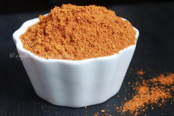 Sambar powder1