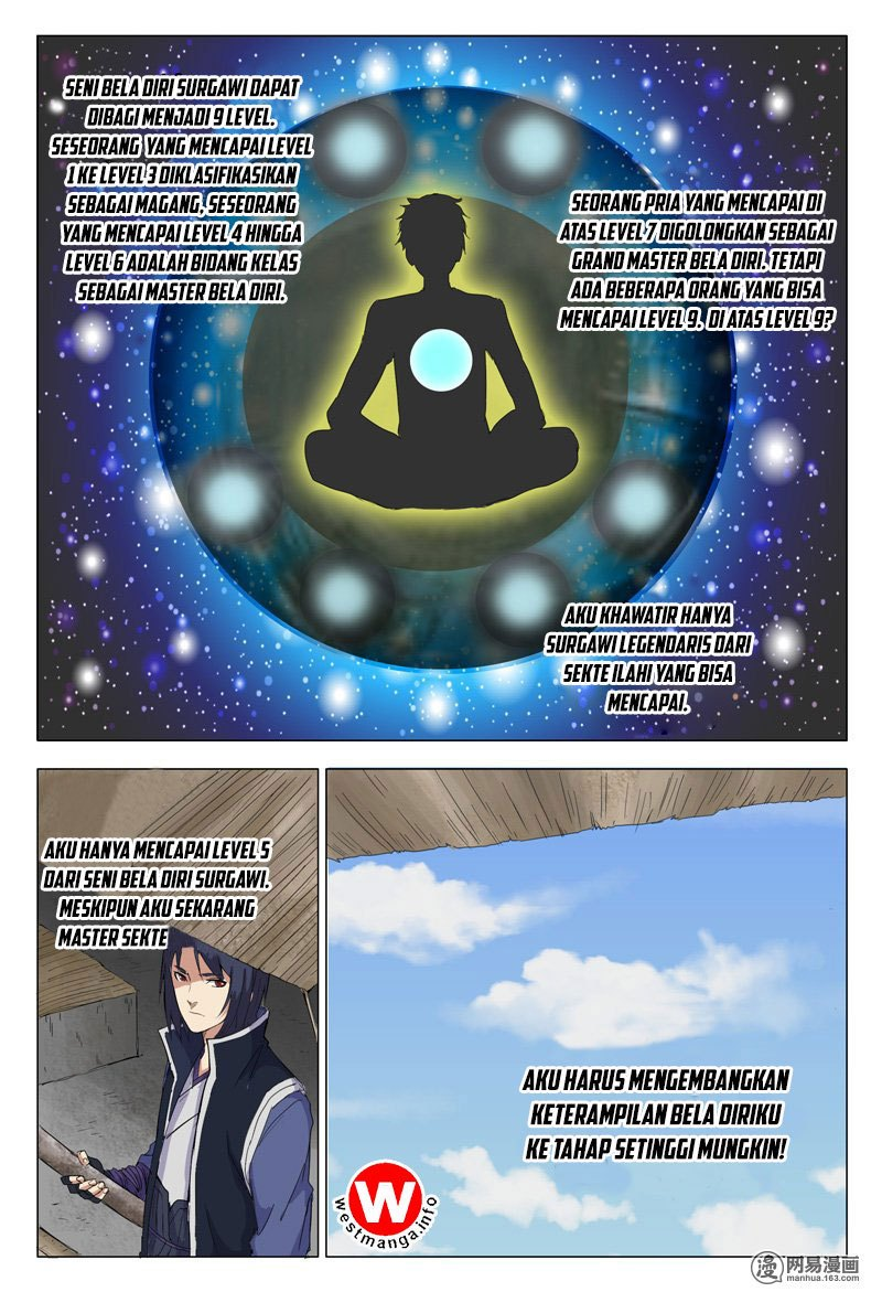 Deity's Path through Ten Thousand Worlds: Chapter 08 - Page 3