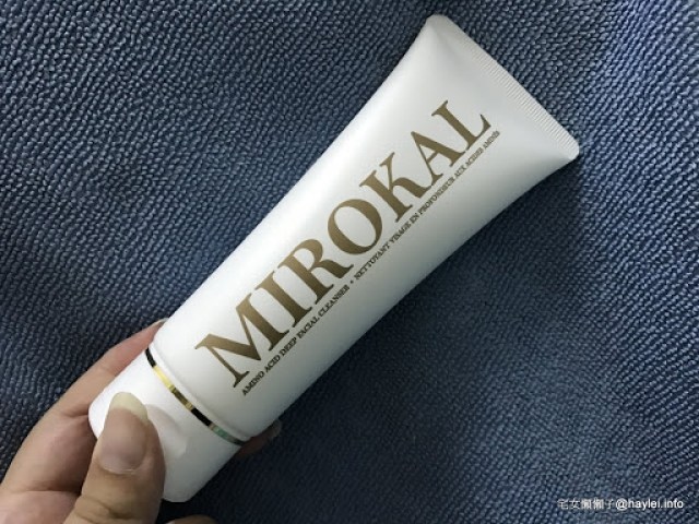 Facial cleanser-MIROKAL米羅蔻胺基酸深層潔顏霜,溫和潔顏,找回肌膚的綺肌時刻!大馬士革玫瑰的香氣很高級~ 保養品分享 民生資訊分享