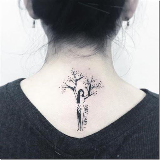Tatuajes De Familia Que Representan La Unión De Los Seres Queridos