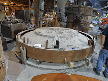 As EAF operations increase power to their furnaces, refractory roofs have shorter useful lives and water cooling becomes more attractive to reduce operating costs.