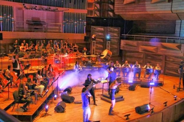 Simón Bolívar Symphonic Rock Orchestra