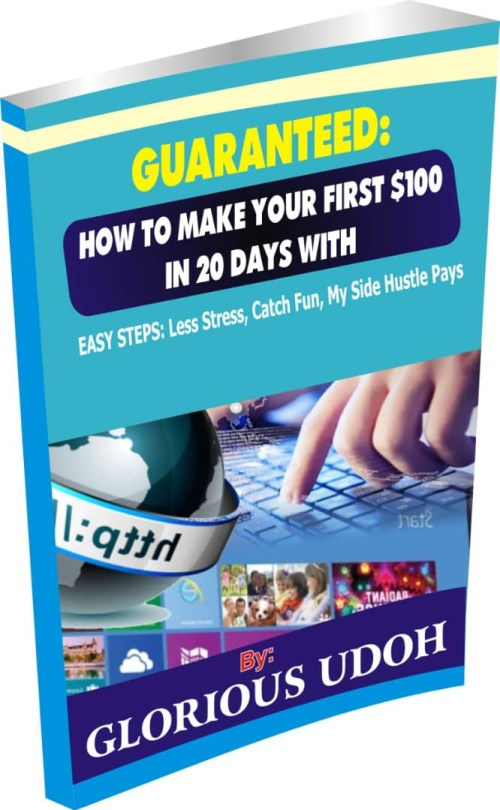 How To Make Your First $100 In 20 days