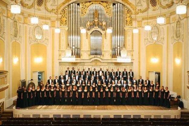 Simón Bolívar National Youth Choir of Venezuela