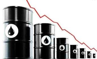 цена нефти падает