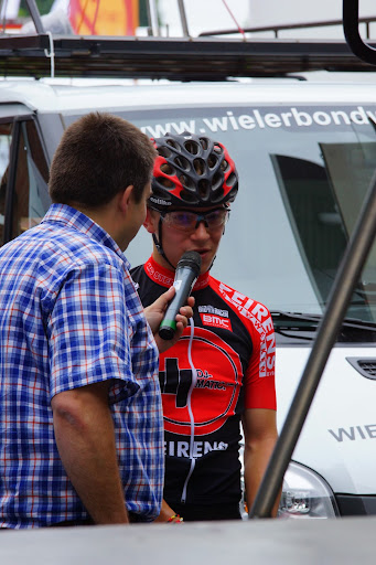Bert Bonne bij Niko De Muyter
