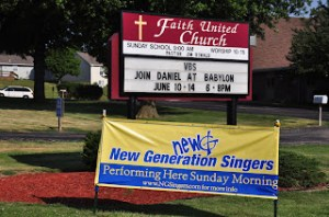 2012 Sing-Out - Faith United Church
