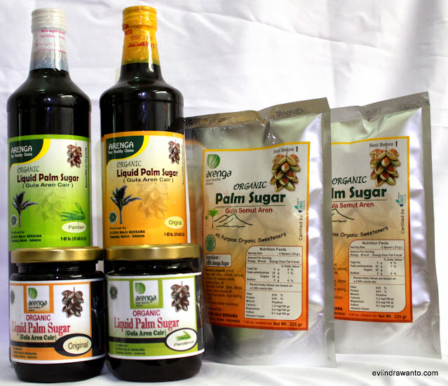 sehat dengan palm sugar