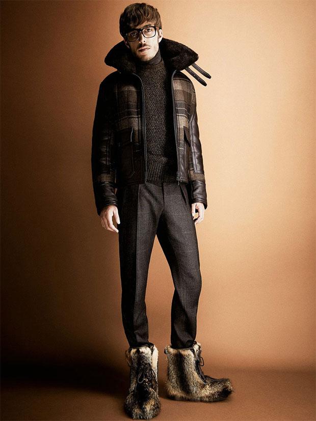 *Tom Ford男性最高指標2013AW形象:展現奢華復古紳士魅力 13