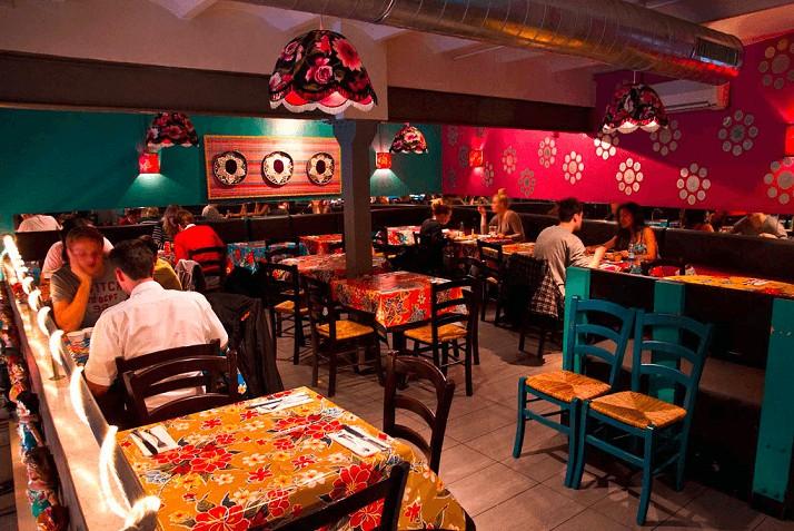 Restaurant El Guacamole Paris