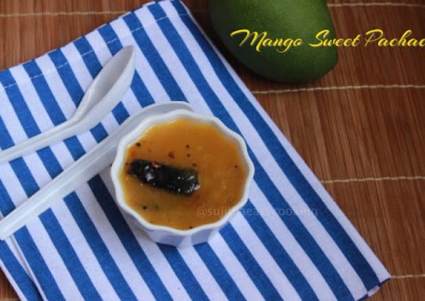 Mango Sweet Pachadi1