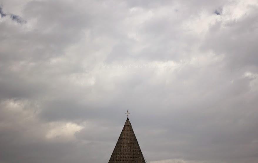 台南菁寮聖十字架天主堂-9