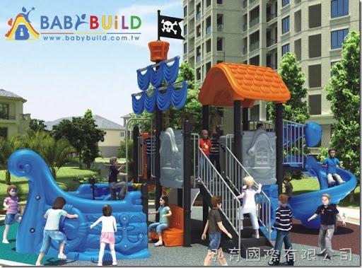 抬起頭來。挺起胸膛。BabyBuild陪孩子乘風破浪向前行~ - BabyBuild Playground Design | 泓育特色遊戲場_共融遊具_遊樂設備