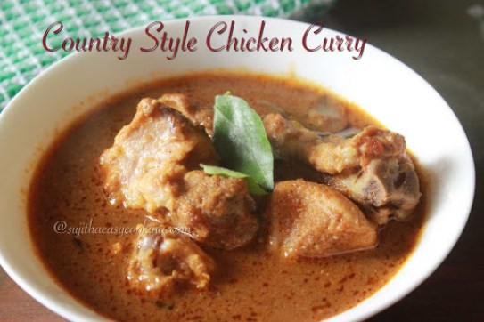 Country Style Chicken Curry3