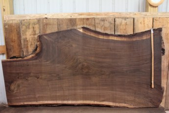 "463 Walnut -6 2 1/2"" x 43"" x 29"" Wide x 8' Long"