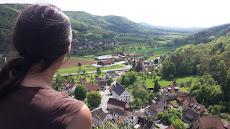nice views in Frankenjura