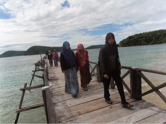 Pulau Reusam di Aceh Jaya Semakin Diminati Warga