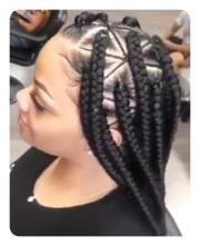 2019 box braids hairstyles