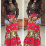 latest ankara long dresses for 2016
