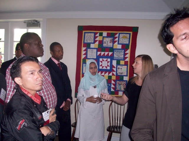 IVLP 2010 - Visit to Bos Place, Houston - 100_0682.JPG