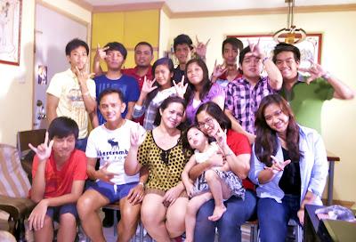 Ma. Kristina's Family (Taguig City) - February 27