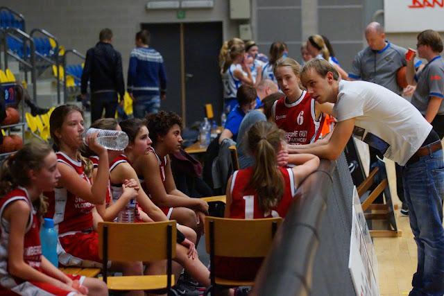 Dames basket Brugge - B