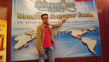 Jutawan Emas Leadership Training