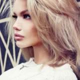 voluminous beautiful blonde hair 2016